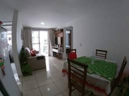 Apartamento 2 quartos, sol da manhã, garagem coberta, lazer, Aribiri, Ataíde