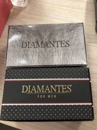 KIT 3 CEUCAS BOX DIAMANTES