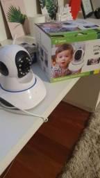 Título do anúncio: Camera Robô 3 Antenas Ip Wifi 360º