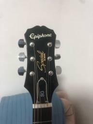Guitarra epiphone sg nova