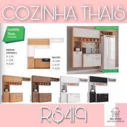 Armário de cozinha Thaís armário de cozinha Thaís armário Thaís de cozinha 0098nnb