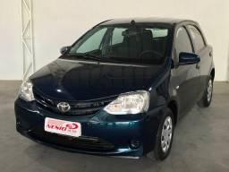 Toyota Etios 1.3 X - 2017