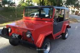 Jeep Jeg 1978 - Mecânica VW 1600 - Rarísismo Ateliê do Carro -