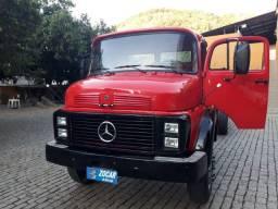 Mercedes-Benz   L-1513  3-Eixos Truck