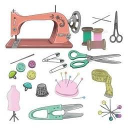 Costureira industrial