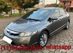 Honda Civic 1.8 16v. LXL Automático 2011.