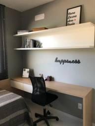 Apartamento 2 quartos 2 Wc,varanda,elevador+lazer Doc.gratis Entrada 60X no mondubim