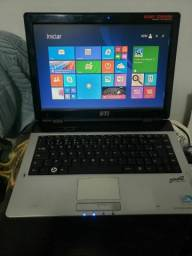 Notebook Semp R$ 677,00