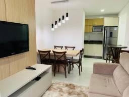 Apartamento a 80m da Praia de Palmas - Governador Celso Ramos/SC