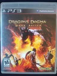 DRAGONS DOGMA DARK ARISER(JOGO  PS3)