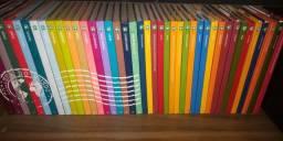 Coleção de livros de culinaria