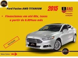 Ford Fusion AWD GTDI 2.0