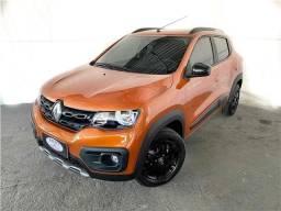 Renault Kwid OUTSIDER 1.0 12v sce flex manual 2021**UNICA DONA**APENAS 4.000km