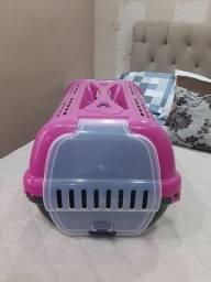 Caixa de transporte p/ animais