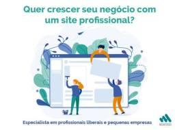 Criamos site profissional para você ou sua empresa