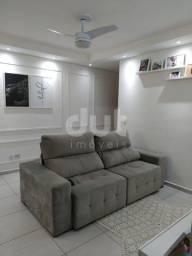 Apartamento à venda com 3 dormitórios em Jardim américa, Paulínia cod:AP014049