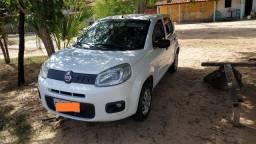 Fiat uno atracttive 1.0 2016 Branco