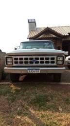 Ford F1000 87 Motor MWM 2.9