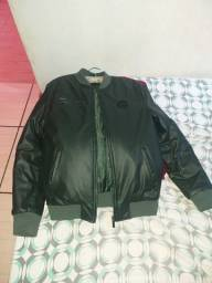 Jaqueta de couro tamanho g