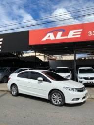 Honda Civic 2014 LXR 2.0 Aut. / Gnv Injetável