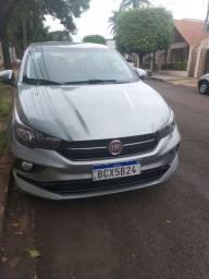 Fiat Cronos 2019 GSR com 7 mil KM