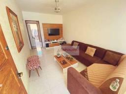 Casa com 2 dormitórios à venda, 74 m² por R$ 300.000,00 - Jardim Mariléa - Rio das Ostras/