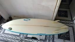 Prancha de surf 6.3 com borda