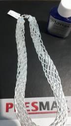 Gargantilha 11 fio 45 cm