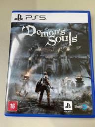 Demon Soul's PS5 - Perfeito estado