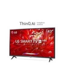 Vendo Tv LG Smart 43 Ineligênçia Artificial