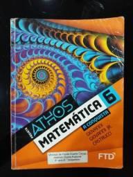 Livro de matemática 6 ano