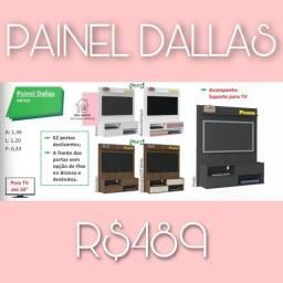 Painel Dallas painel Dallas painel Dallas real móveis promoção entrego kkibv