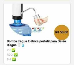 PROMOÇÃO!! Bomba d'água Eletrica