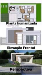 Casa de 3 quartos para venda - Loteamento Residencial E Comercial Fazenda São Sebastião -