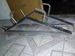Rack automotivo para escadas