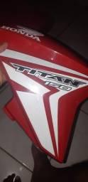 Vendo peças da titan 150 vermelha original