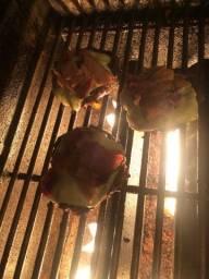 Char Broiler para hamburgueria