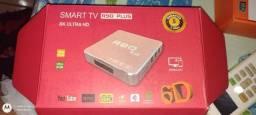 Tv box 5g 128gb interno