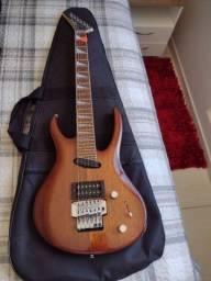 Guitarra Tagima top + pedaleira