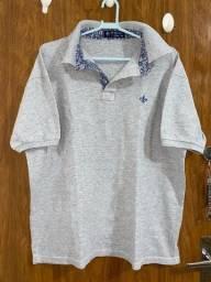 Camiseta Dudalina polo feminina GG