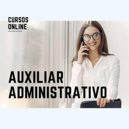 Curso Auxiliar Administrativo| DESCONTO