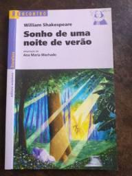 Sonho de uma noite de verão - William Shakespeare - Adapt. Ana Maria Machado