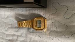 Casio Dourado Original