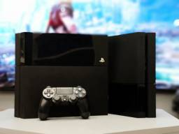 Playstation 4 Seminovo Ps4 Slim PS4 Fat - Garantia - Seminovo - Loja Fisica