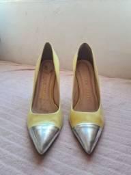 Sapato amarelo via marte 36
