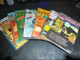 revistas de eletrônica antigas