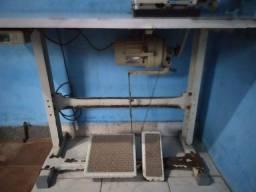 Máquina galoneira semi industrial