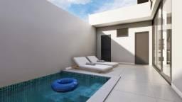 Casa nova com piscina no Terras de São Bento 2 em Limeira, Sp
