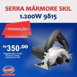 Serra mármore 1.200w Skil 9815 ? Entrega grátis