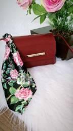Bolsa Melissa com lenço